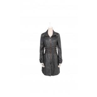 Gothic Spie Woman Coat