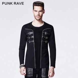 Punk Metallic Rules Top