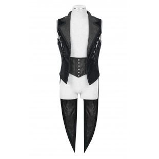 Gothic Dark Noble Waistcoat