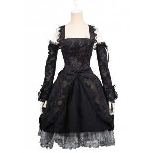 Gothic Lolita Butterfly Dress