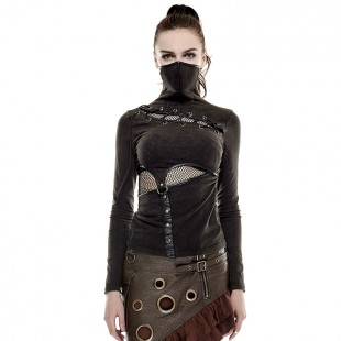 Steampunk Bad Stitches Top
