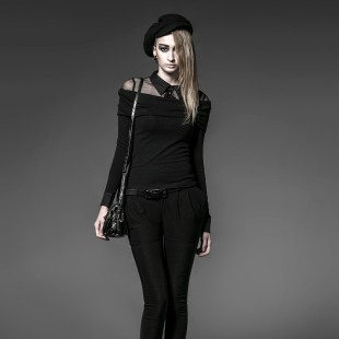 Gothic Dark Splendor Top