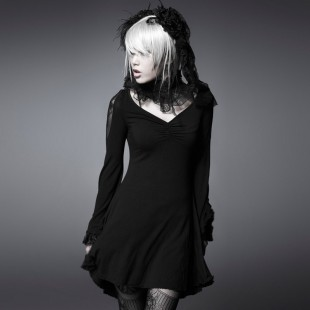 Gothic Marvel Girl Dress