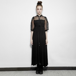 Gothic Angelic Darkness Dress