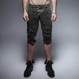 Steampunk Tough Guy Shorts