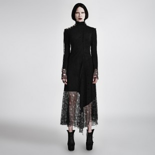 Gothic Untouchable Lady Dress