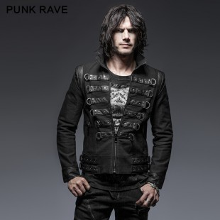 Punk Limitless Determination Jacket