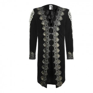Gothic Noble Artist Coat