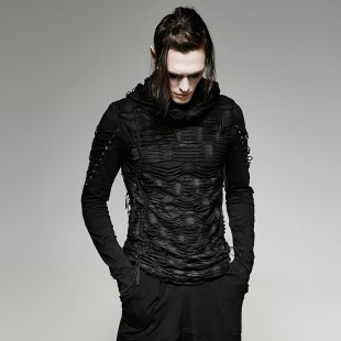Gothic Dark Enigma Top