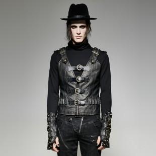 Steampunk Unexplainable Vest