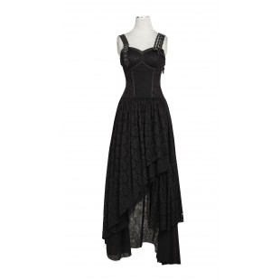 Oktoberfest Black Dress