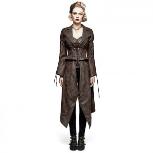 Steampunk Agatha Jacket