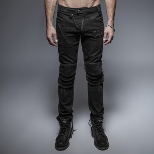 Dark Stratum Trousers