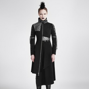 Industrial Madness Coat - Women
