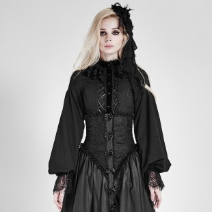 Gothic Princess Lolita Shirt