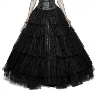 Gothic Honeymoon Skirt
