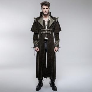 Jasper The Killer Coat