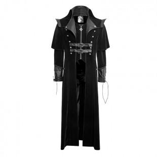 Circumstantial Darkness Coat
