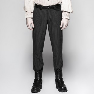 Edwardo Trousers - Black
