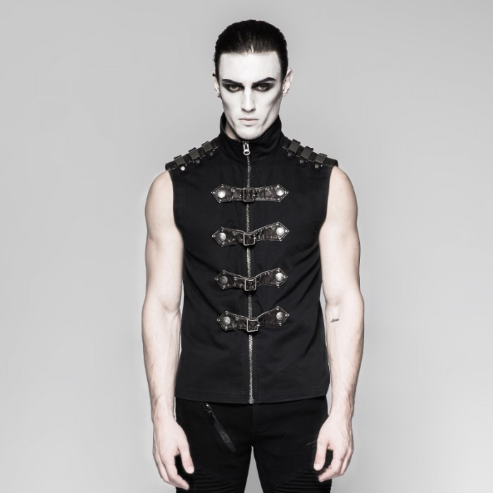 The Serious Side Vest