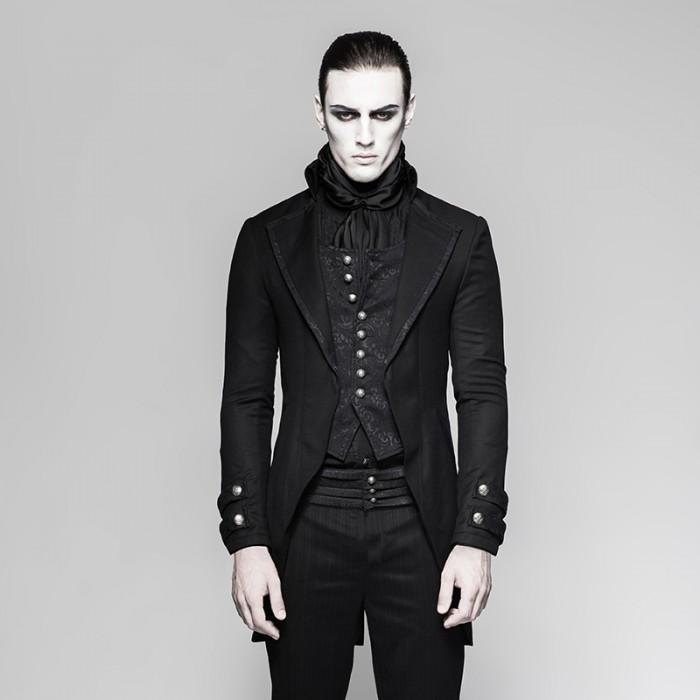 Dark Luxury Coat