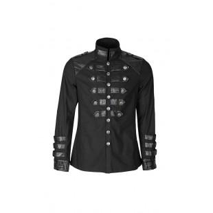Off Duty Shirt- Black
