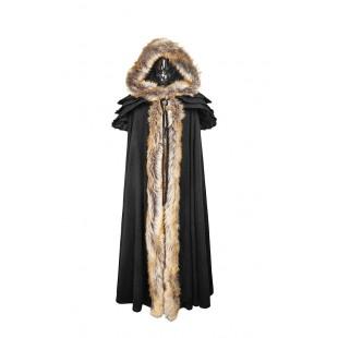 The Revenant Coat - Women - Black