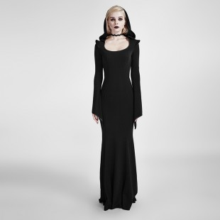 Dark Abbottess Dress