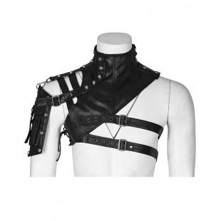 Non Human Armor - Black