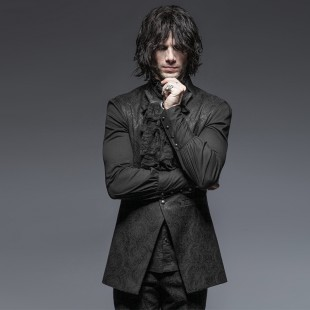 Gothic Philosopher Vest