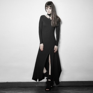 Black Conundrum Dress