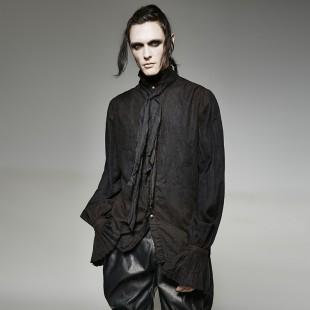 The Gothic Theory Camisa Negro