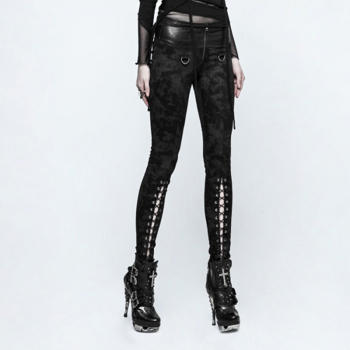 Laced Assassin Pants
