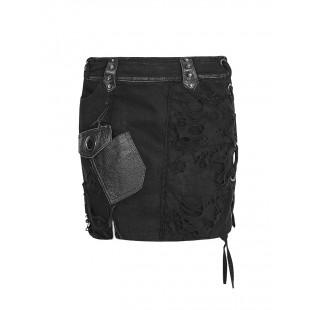 Black Thorn Skirt