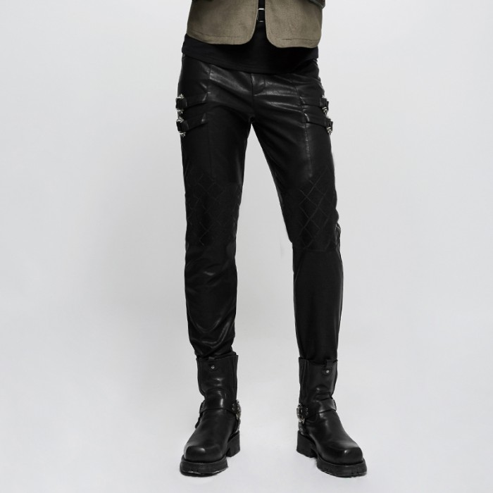 Spikes Race Trousers - Men