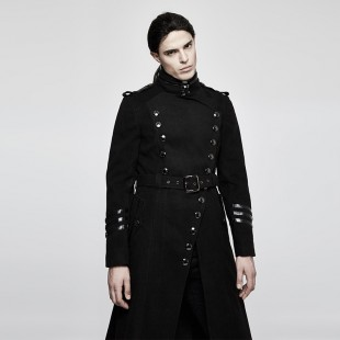 The Absolute Control Coat - Men