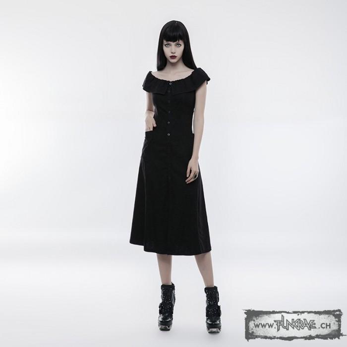 Gothic romance dress