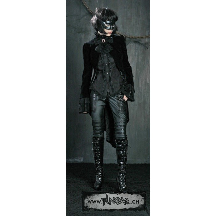 Veste XVIIe siècle gothique lolita