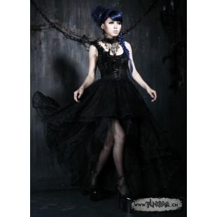 Robe dentelle aristocrate lolita