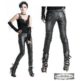 Pantalon spike visual kei