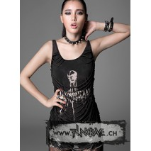 Punk strings tank top