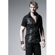 Gothic military shirt