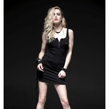 Punk skull  minidress