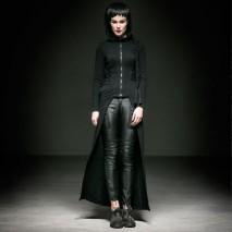 Gothic Long Hooded Coat