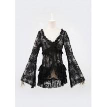 Gothic lace jacket