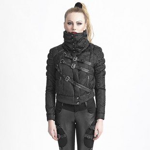Far Cry Moncler Coat with belts