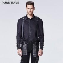 Skeleton Black Shirt