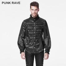 Shining Punk Men Shirt