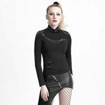 Gothic Wild Beauty Top