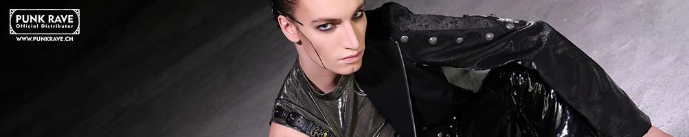 Punk Rave pantaloni per Uomo, Visual kei Jeans, Jrock pantaloni, Punk  Slim, Steampunk e  Gothic  pantaloncini